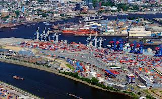 Hamburgo puerto, Alemania