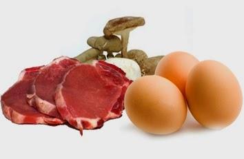 Kir Revolusi 25 Makanan Yang Mengandung Protein Tinggi