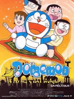 Nobita Lạc Vào Xứ Ba Tư