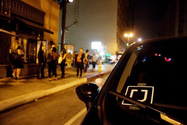 Uber scandal