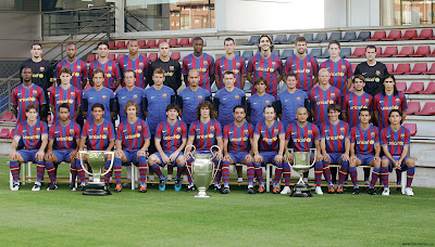 FC.Barcelona Best Official Team
