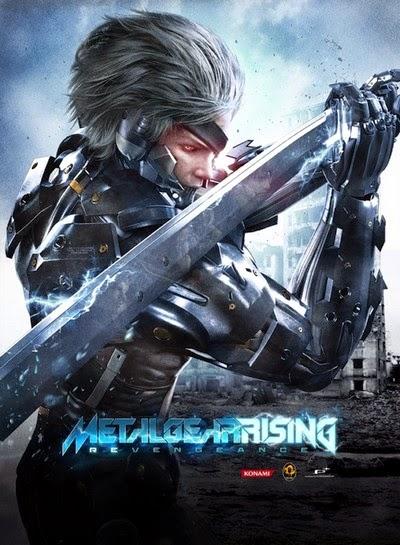 Metal Gear Rising Revengeance Single Link ISO Full Version