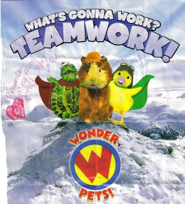 The Wonder Pets Animated Children Television