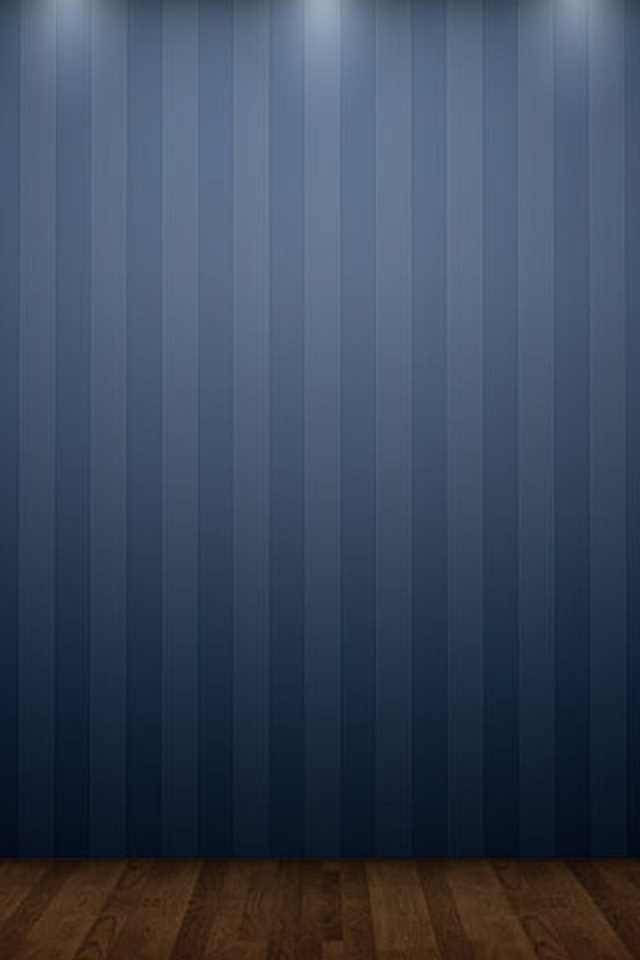 Blue home screen stripes iphone 4 wallpaper pocket for Hd wallpapers for home walls