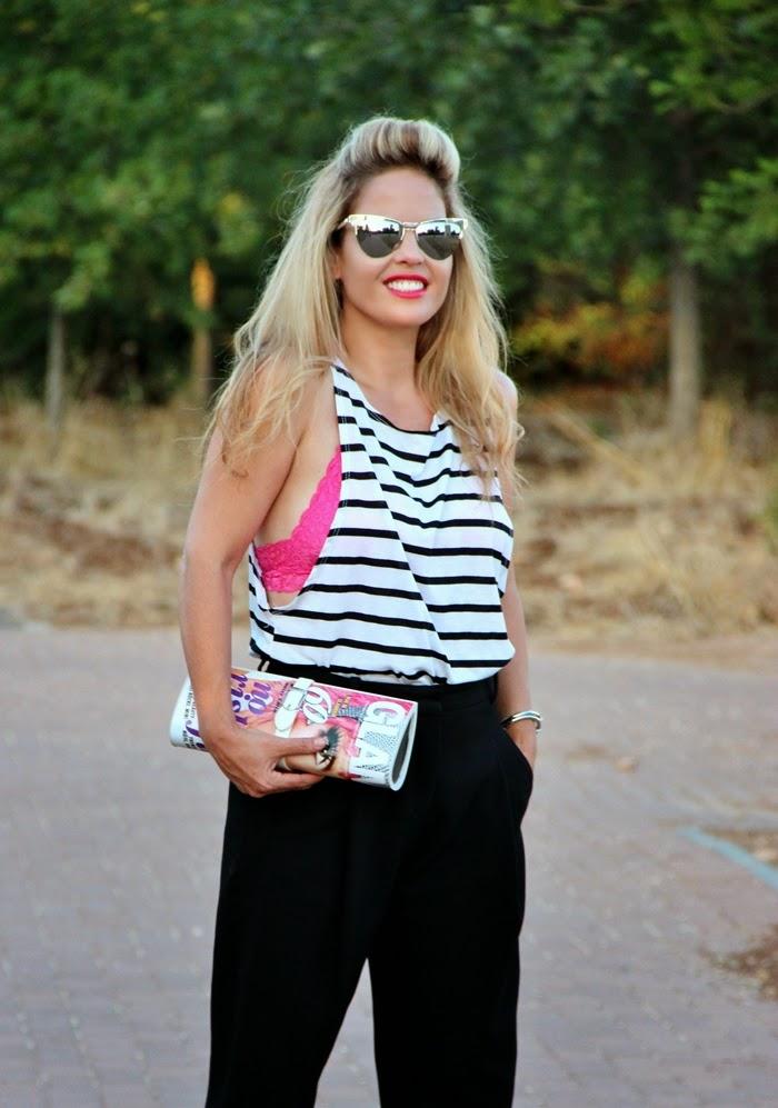 בלוג אופנה Vered'Style - שוב עם גוזיה