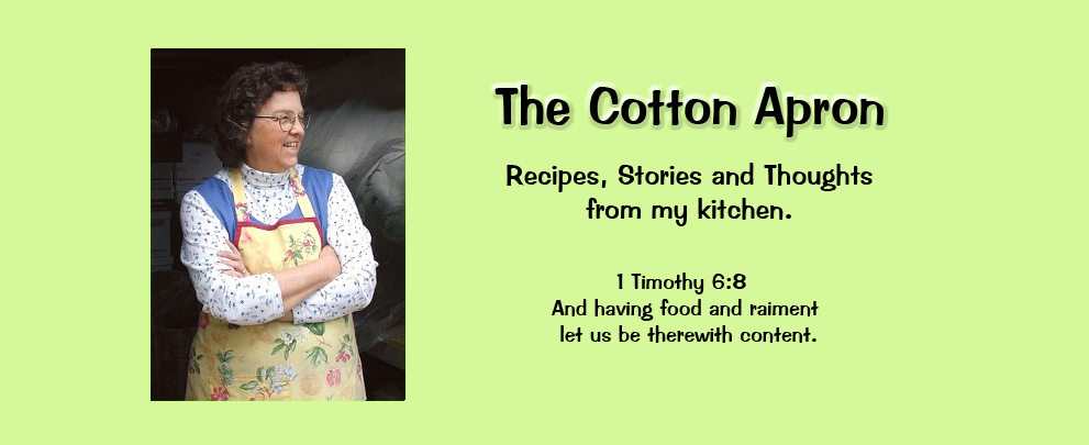 The Cotton Apron