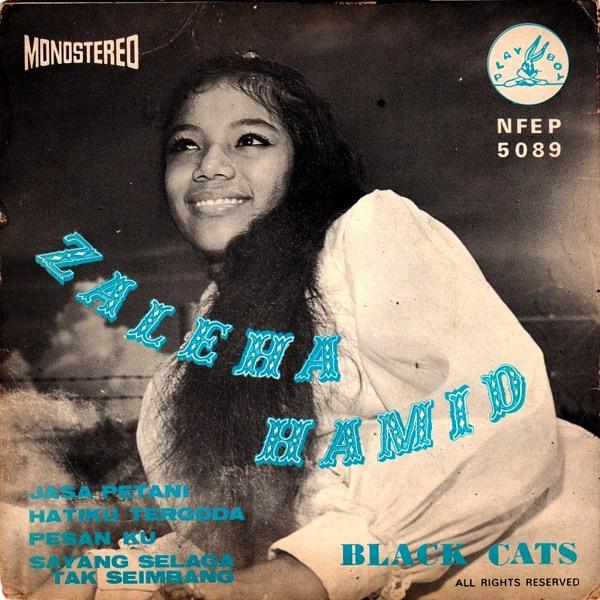 Zaleha Hamid The Black Cats Hidup Mengemis