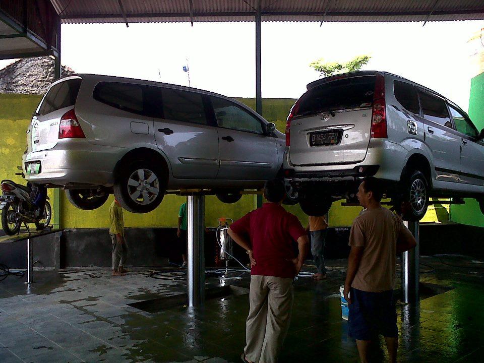Lowongan Kerja Cucian Mobil dan Motor Dewi Ayu