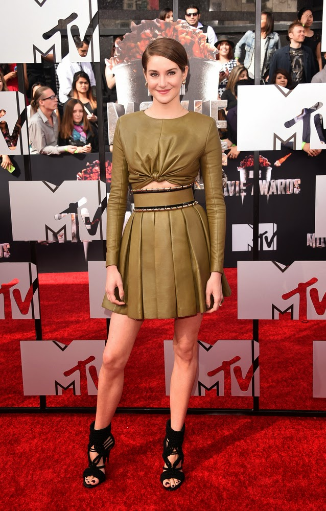 Nwavic red carpet fashion full list of winners the 2014 mtv movie