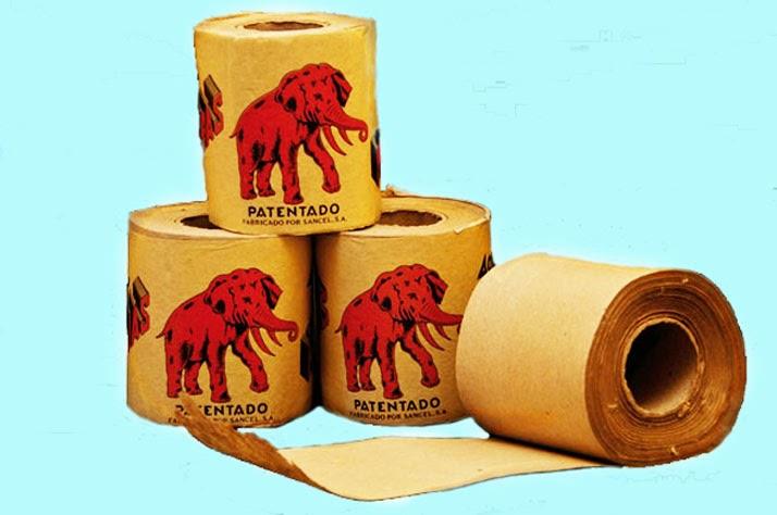 Los rollos del elefante