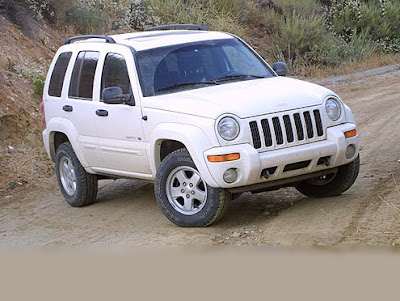 Jeep liberty kJ first generation service manual 2002