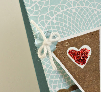 Stampin' Up! Dazzling Details Red Glitter Glue