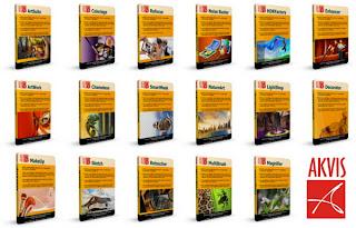 AKVIS All Plugins 2012 (32 bit + 64bit) (04.12.2012) Multilanguage + Keygen + Trial Resetters + Akvic Hunter