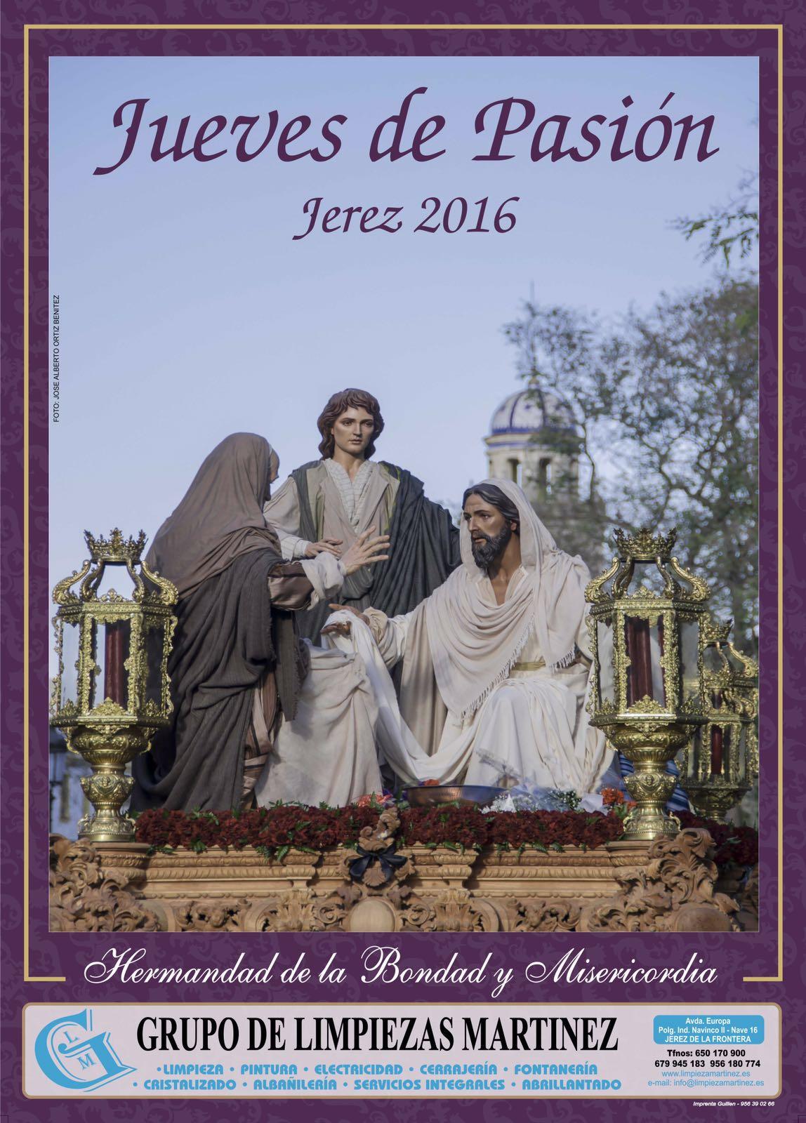 Hdad.del Lavatorio,Jerez 2016.