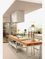 Simple and Minimalist Kitchen Space Designs