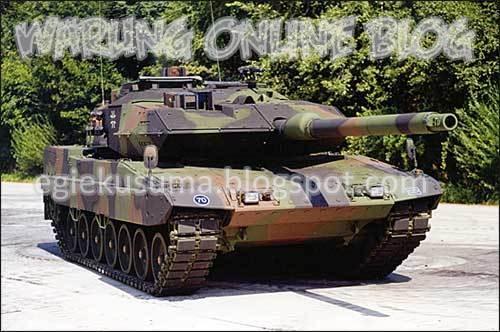 Leopard 2 revolution (mbt 2a6 revolution)