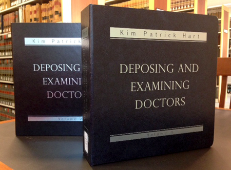 Deposing and examining doctors