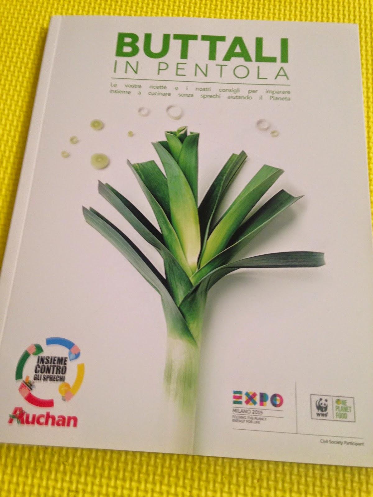 di libri di cucina e coscienza alimentare