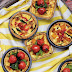 Caramelised Vegetable and Gruyere Tarts recipe