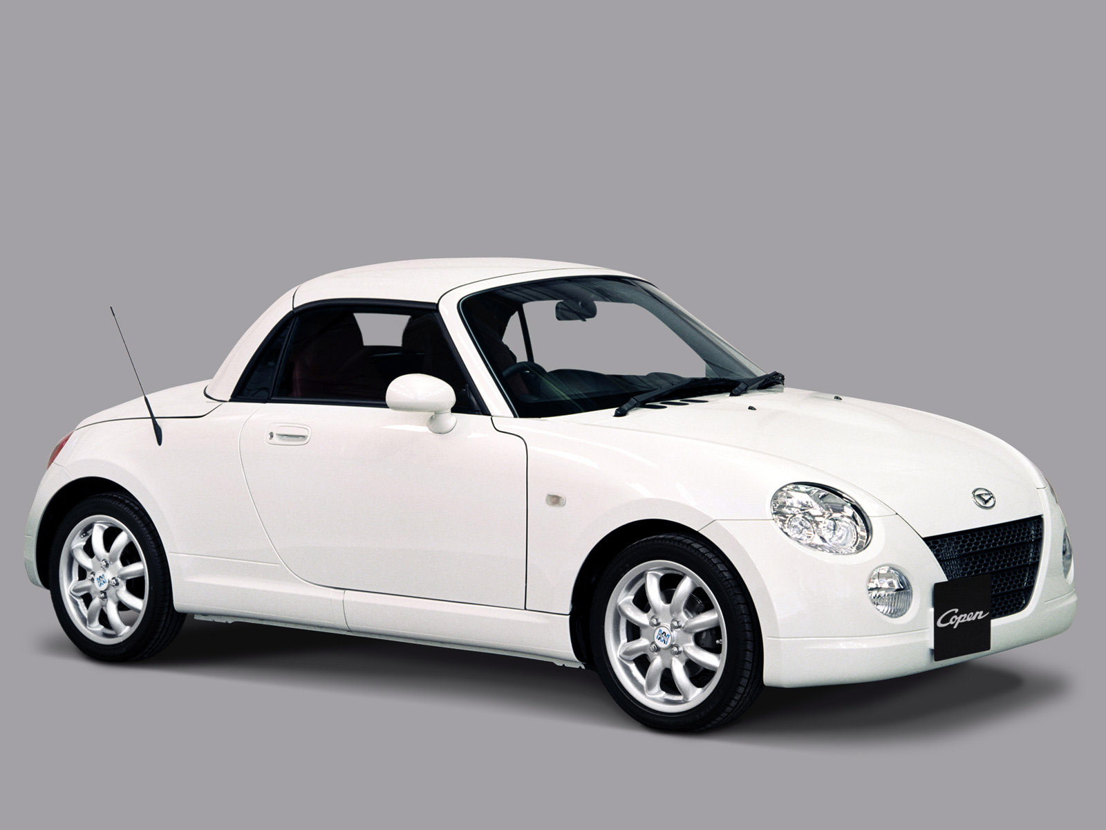 2007 daihatsu copen japan automobiles. Black Bedroom Furniture Sets. Home Design Ideas