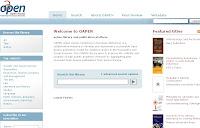 OAPEN - Publicações em Acesso Aberto das Redes Europeias