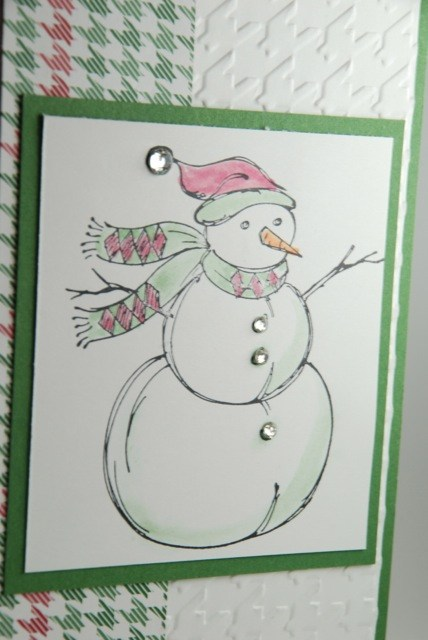 Handmade christmas cards slim image m4hsunfo