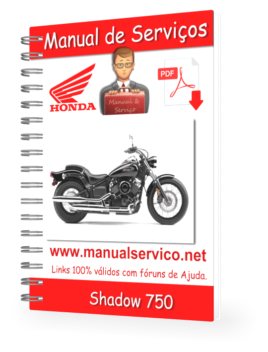 Honda Shadow 750 Manual