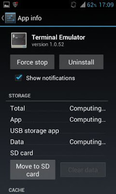 sd card setting apps pilih aplikasi move to sd card