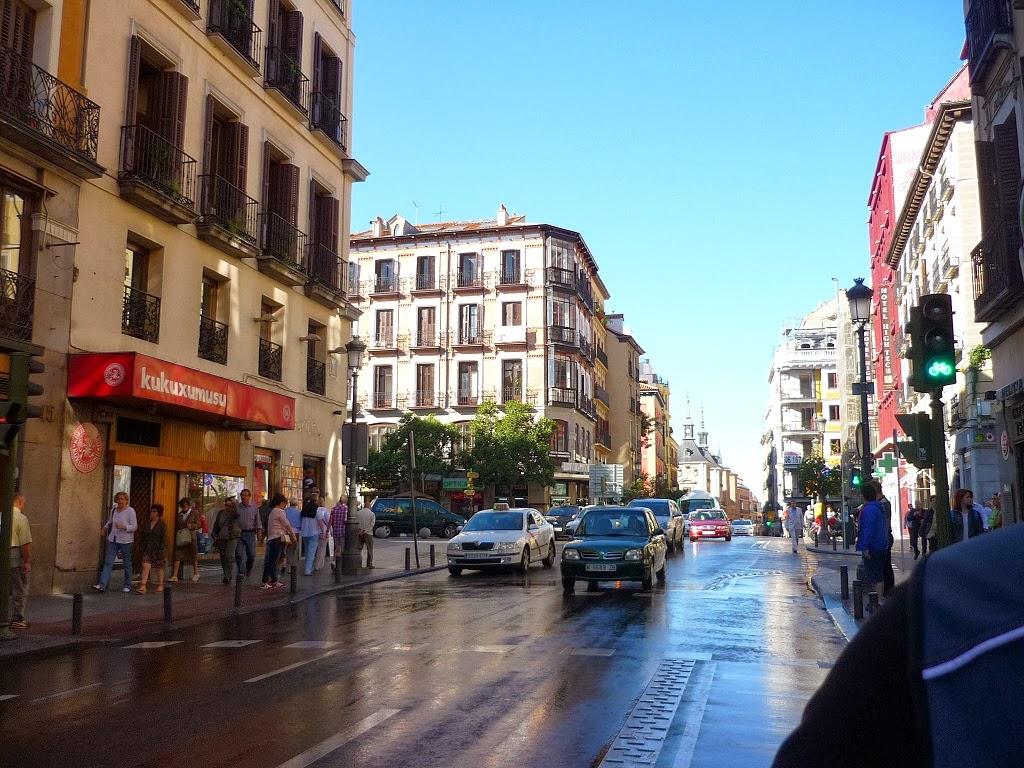 Blog Go Tandem - Carril bici Calle Mayor
