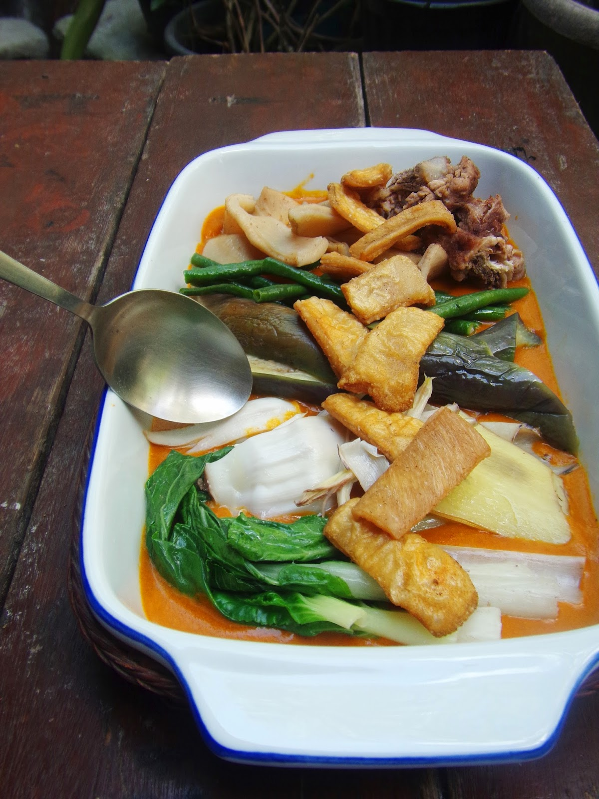 kare kare recipe, oxtail recipes, easy beef stew,