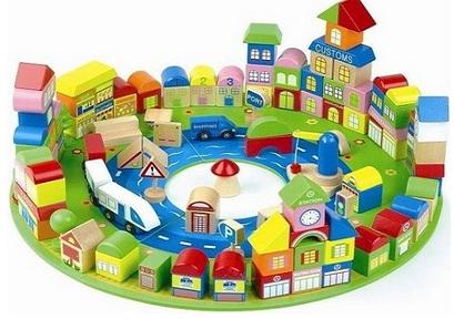 Jenis Dan Macam Mainan Kayu Untuk Anak