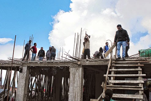 Darjeeling Gymkhana taller hill building gets notice