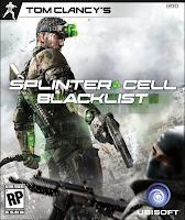 tom clancys splinter cell blacklist box art Tom Clancys Splinter Cell: Blacklist   GamesRadar Preview