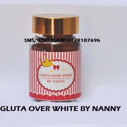 GLUTA OVER WHITE