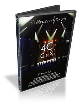 Download DVD Chitãozinho & Xororó - Entre Amigos 40 Anos DVDRip 2011