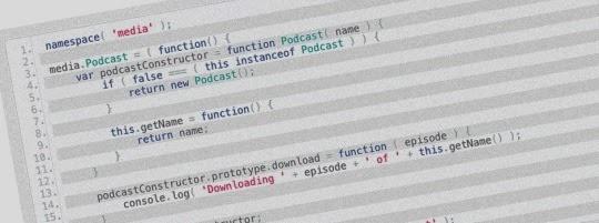 Banner de la entrada Usando Prettify de GoogleCode en Blogger