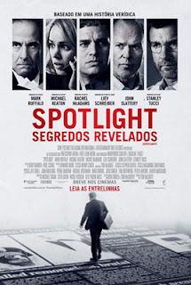 Spotlight: Segredos Revelados - filme