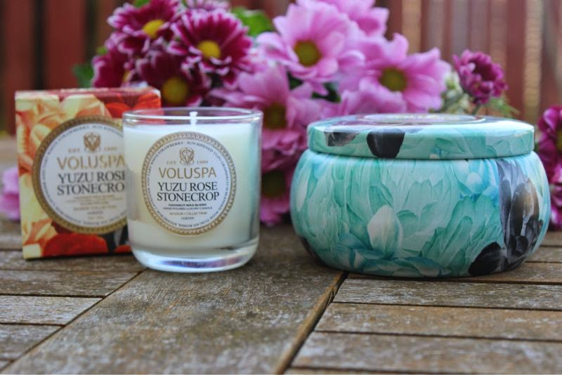 Voluspa Maison Jardin Collection