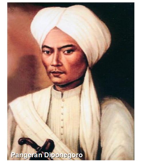Pangeran Diponegoro merupakan putra Hamengku Buwono III. Pada saat tinggal di Tegalrejo, beliau menyaksikan penderitaan rakyat. Belanda bertindak kejam kepada rakyat. Pangeran Diponegoro membenci segala tindakan yang dilakukan Belanda tersebut. Timbullah perlawanan yang dikenal sebagai perang Diponegoro.
