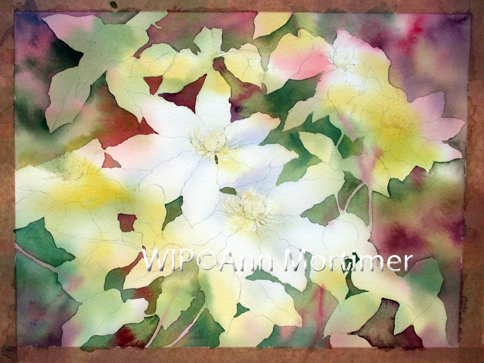flowers art washes - photo #11