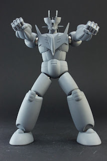Evolution Toy Dynamite Action Z Maxinger Figure [prototype]