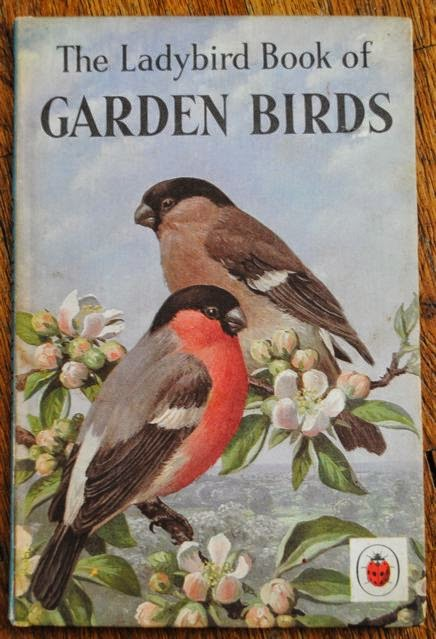 Ladybird book of garden birds