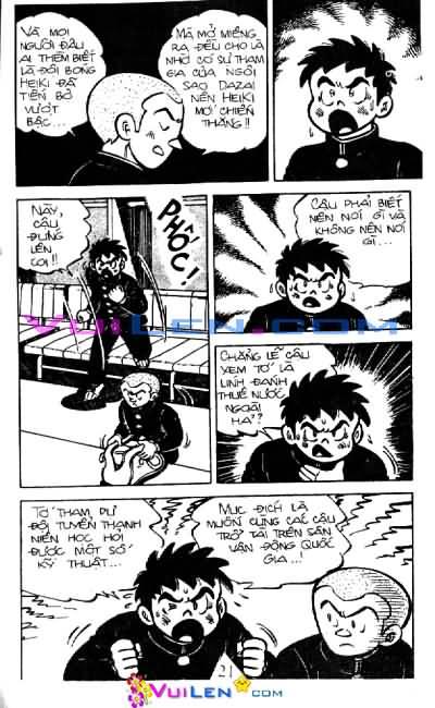 Jindodinho - Đường Dẫn Đến Khung Thành III  Tập 20 page 21 Congtruyen24h