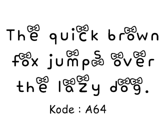Download font lucu free for blackberry
