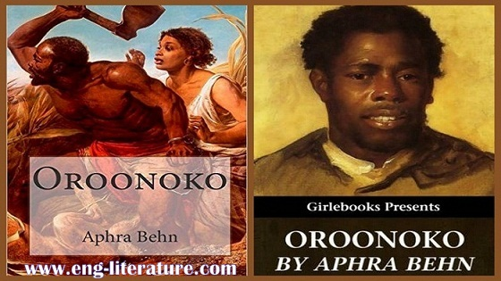 oroonoko term papers Oroonoko i: honesty and trust how is honesty (or the lack of it) a key social quality in oroonoko how are trust and mistrust central not only to the plot of.