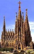 TEMA nº 17.- La Sagrada Familia - Antonio Gaudí - Modernismo.