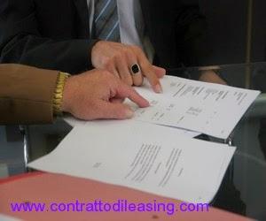 Cessione Contratto di Leasing