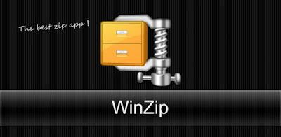 تحميل تطبيق winzip لأجهزة الاندرويد لفك وضغط الملفات