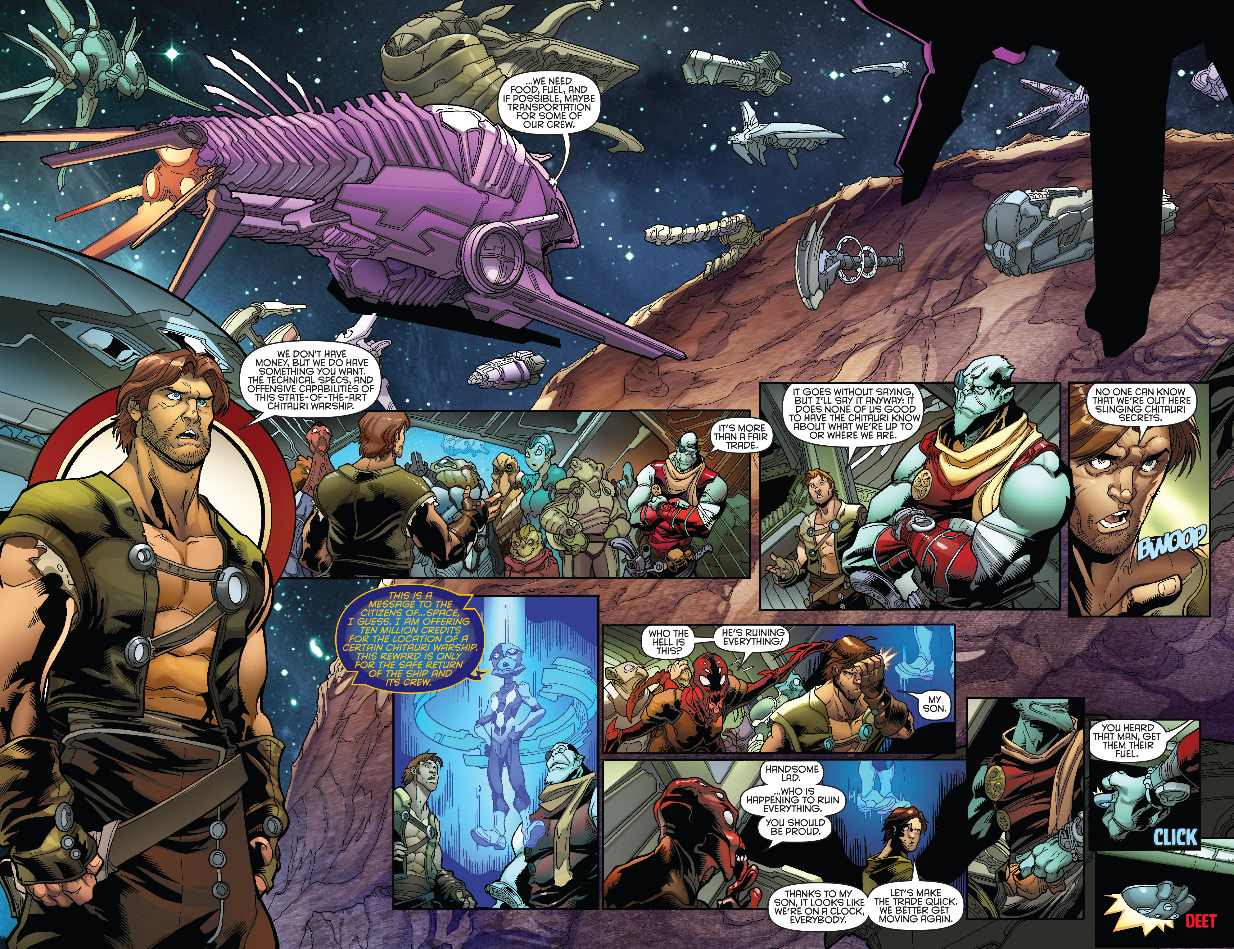 Nova (2013) - Chapter  29 | pic 12