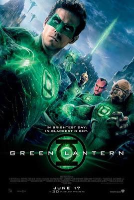 Green Lantern (Yesil Fener) poster